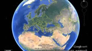 Liechtenstein Google Earth View