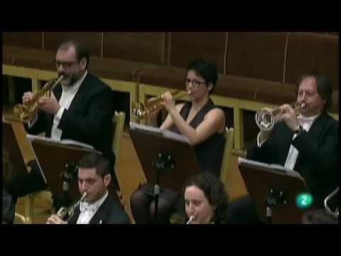 BRUCKNER Sinfonia Nº 4 Romantica - Orquesta sinfonica de Bilbao BOS