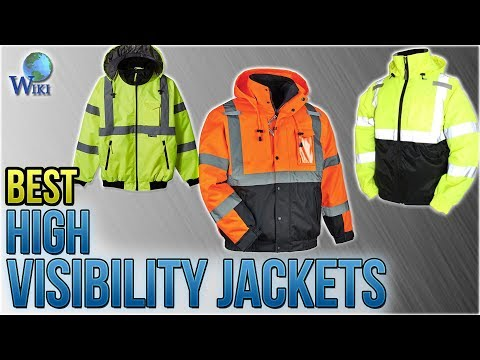 10 Best High Visibility Jackets 2018