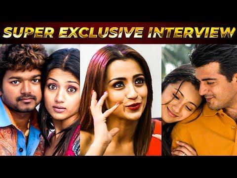 Vijay 20% and Ajith 80% | Trisha Rates |...