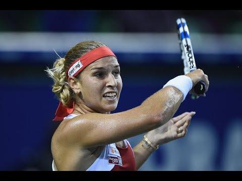 2017 Toray Pan Pacific Open Quarterfinals | Shot of the Day | Dominika Cibulkova