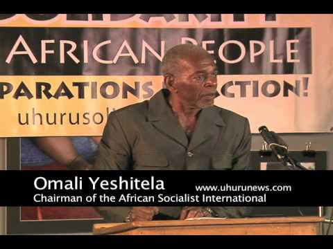 Omali Yeshitela- Real Solidarity Means Uniting With Oppressed Peoples Against Their Oppression!