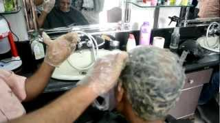 Maxxpro Black Hair Shampoo Magic