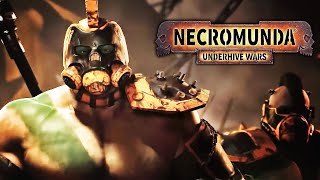 Necromunda: Underhive Wars - Official Story Trailer |