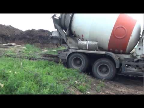 видео: Строительство дома: Заливка фундамента ч.1