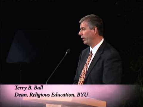 36th Sperry Symposium: Terry B. Ball