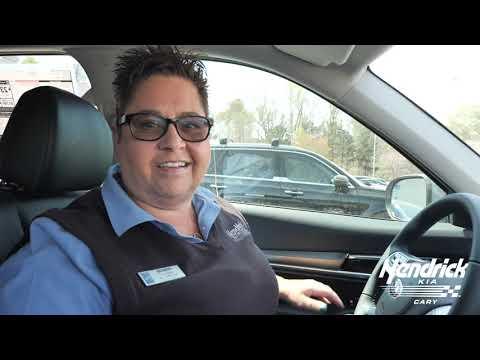 2020 Hendrick Kia Telluride LX V6 Cary NC