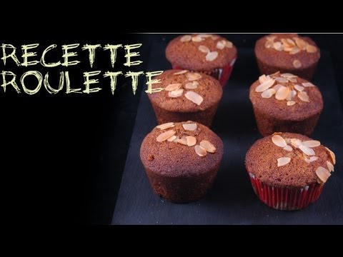 Recette : Muffins poire chocolat !