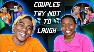 COUPLES TRY NOT TO LAUGH😂| WATER EDITION💦| HILARIOUS