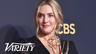 Kate Winslet Talks 'Mare of Easttown' Win - Full Backstage Speech - Emmys 20021