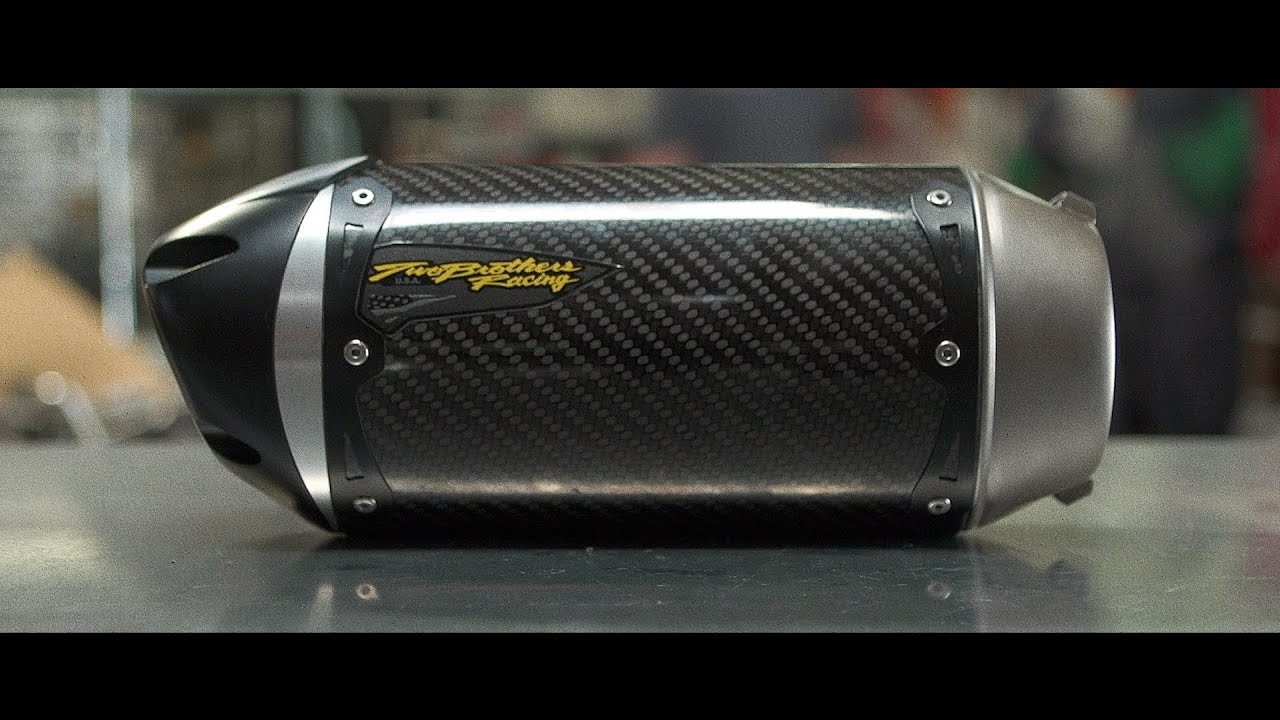 Motorcycle Exhaust Systems &