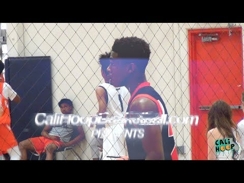 2020 Mike Pearson Jr has GAME!!! Modesto Christian Sophomore Double Pump Mixtape...