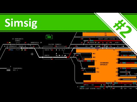 Failures Everywhere! - Edinburgh - Simsig - Railway Signaller Simulator