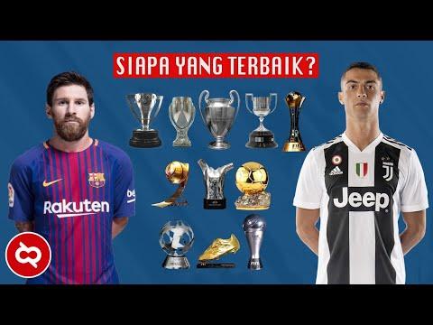 Messi vs Ronaldo: Trofi, Rekor, Gol, Hattricks dan Statistik Dua Alien