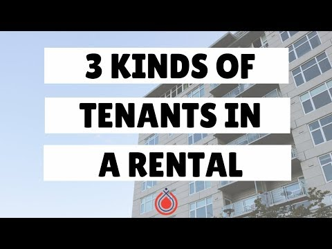 3 Kinds of Tenants: A Landlord's Guide