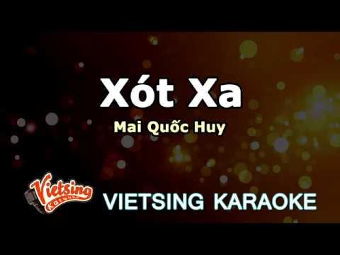 Xót Xa - Mai Quốc Huy - Vietsing Karaoke
