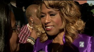 Jennifer Holliday says she's honored to have known Aretha Franklin