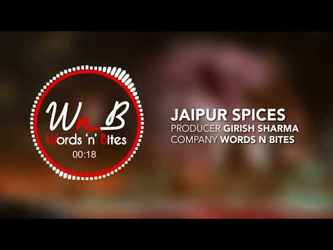 jaipur spices-Radio Spot- A Words N Bites Production