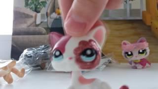 ЭКСКЛЮЗИВНАЯ РАСПАКОВКА lps Littlest Pet Shop | Hasbro стоячки ®