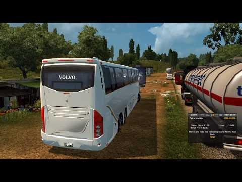 VOLVO I-SHIFT B11R HANIF Offroad_HD 1080p, 50fps