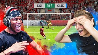 Donating £1,000 Every Time a Goal is Scored on Fifa | Vs. KSI, WillNE, F2 & More