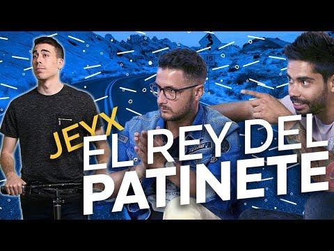 Probando patinetes eléctricos con Jeyx   La Hora del Tech con Topes de Gama   06