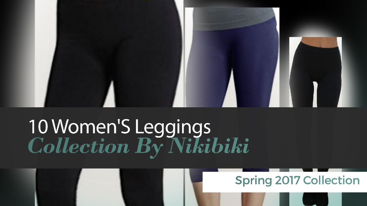 bb5b7bb2f57cee 10 Women'S Leggings Collection By Nikibiki Spring 2017 Collection ...