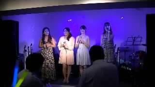 「HIKARI〜未来をつかむために〜」by OL Singers 2015.7.28
