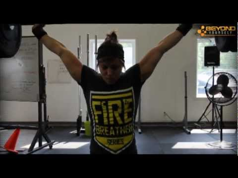 CrossFit Games Prep - WoD at CrossFit Chambly
