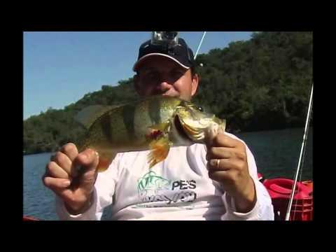 Kayak Fishing - Pescaria entre pai e filho