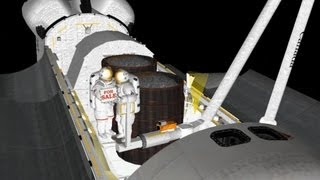 Space Shuttle Mission 2007 - STS 51A  Part 1