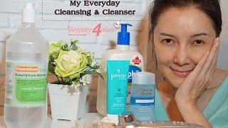 My Everyday Cleansing and Cleanser ขั้นตอนการทำความสะอาดหน้านั้นสำคัญไฉน | Beauty4ties