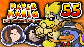 Paper Mario TTYD: Get Rawked - PART 55 - Game Grumps