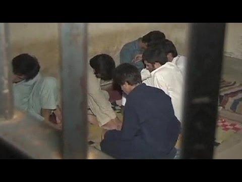 Клан педофилов арестован в Пакистане