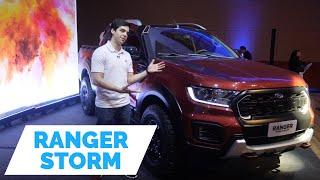 Фото с обложки Ford Ranger Storm, A Versão Bruta Que Chegará Em 2019!