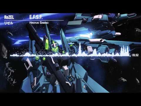 Gundam UC OST 4: E.F.S.F.