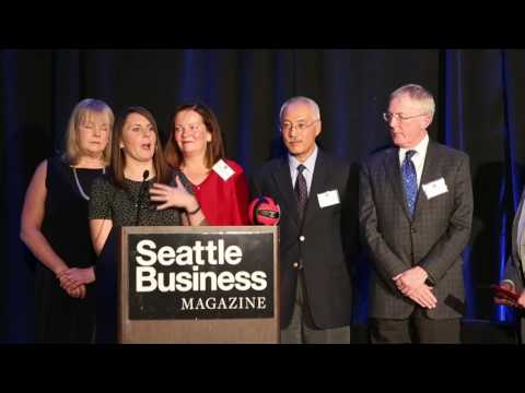 Seattle Business magazine's 2016 Family Business Awards