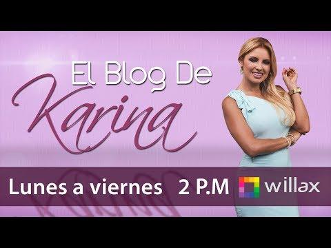 El blog de Karina: JOSELITO CARRERA, GINA PARKER MI PASIÓN, LA RADIO - SET 05 - 1/7   WILLAX