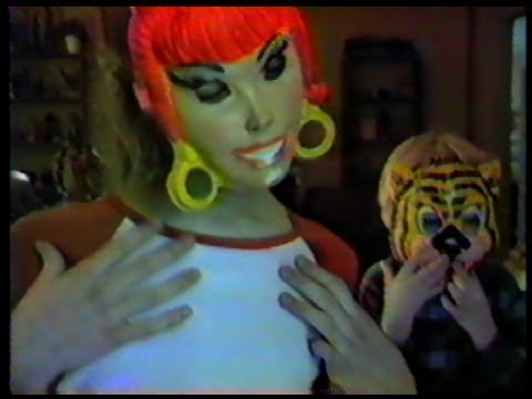 Halloween 2020 Use Old Footage Old Halloween Costumes 1987 LONG VERSION  (Weird Paul) OLD