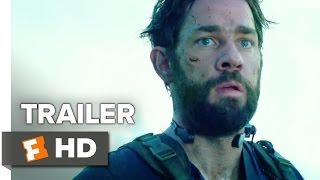 vuclip 13 Hours: The Secret Soldiers of Benghazi Official Trailer #2 (2016) - John Krasinski Thriller HD