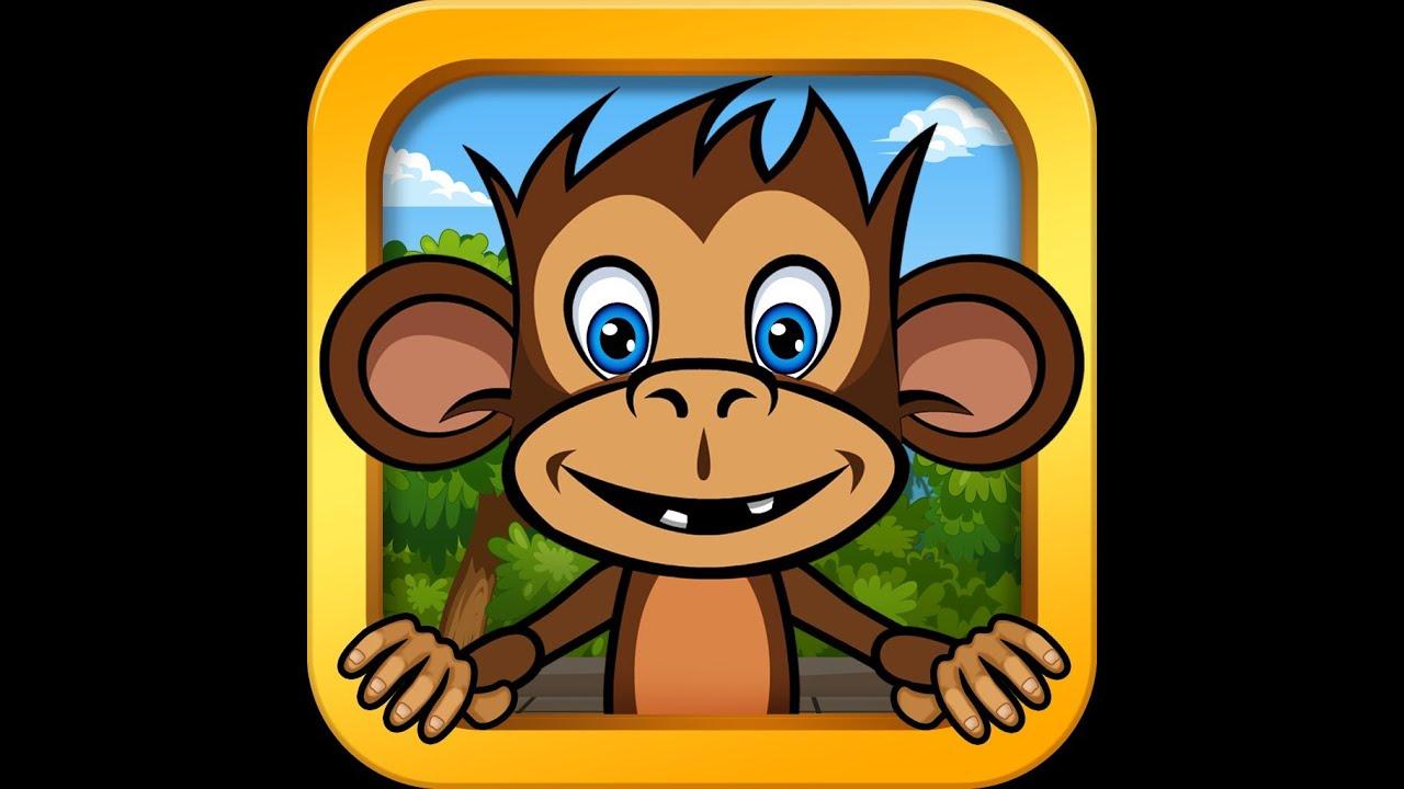 Førskole dyrehage dyr spill for småbarn youtube