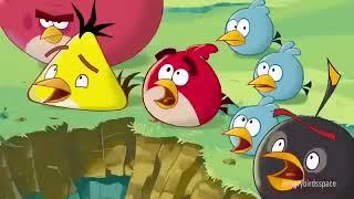 Злые птички Смешные мультики  Angry Birds trailer