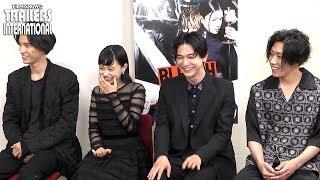 YouTuberウマヅラビデオが映画「BLEACH」のジャパンプレミアに潜入し、 ...