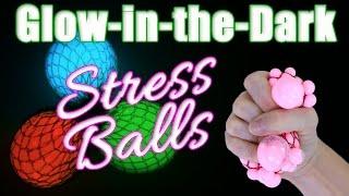 DIY Glow-in-the-Dark Stress Balls   Kamri Noel