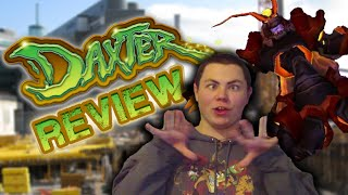 Daxter Review - Square Eyed Jak