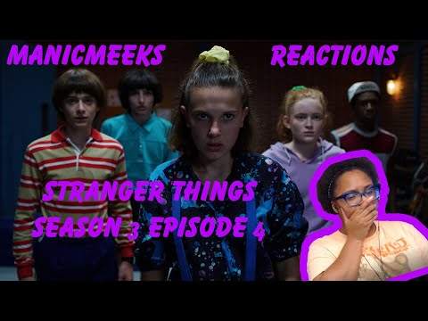ELEVEN FOR THE WIN!!!   Stranger Things 3 - Chapter 4: The Sauna Test Reaction!