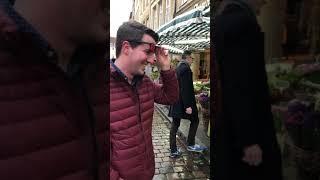 Mi novio daltónico ve colores por primera vez! Reacción REAL/ EnChroma glasses