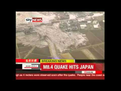 Japan Earthquake: Tsunami