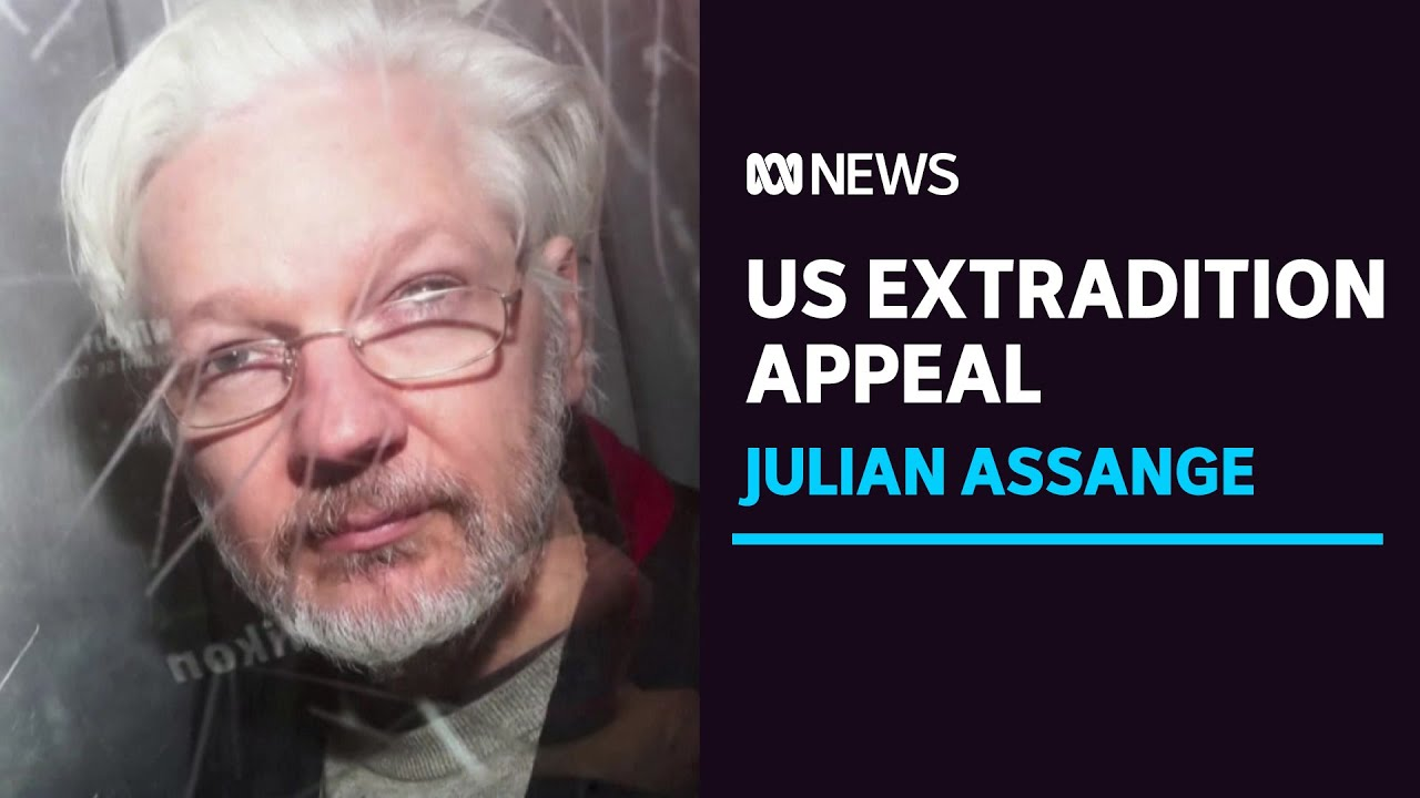 Download US granted more grounds to appeal on Julian Assange extradition   ABC News