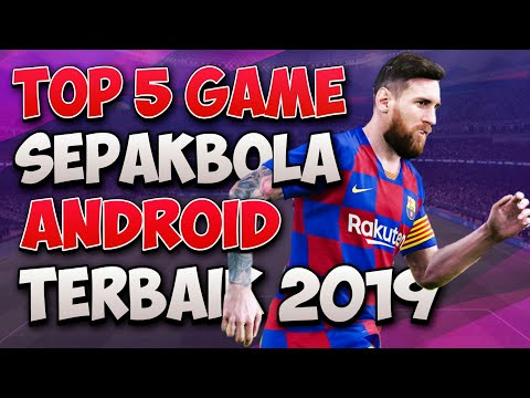 Top 5 Game Sepakbola Offline Terbaik & Terseru 2019 - Best Games Football Mobile - 동영상